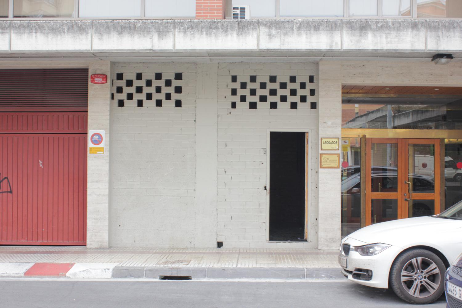 Venta de local comercial en Pamplona